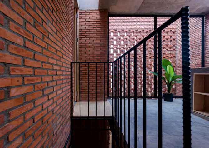Konsep Rumah Bata Expose Arsitektur Tropis